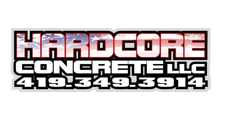 Hardcore Concrete LLC's logo